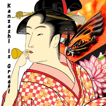 簪ってすごい!/kannzashi is great!
