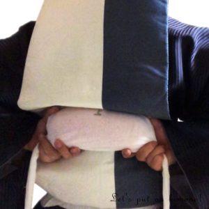 帯枕の置き方2