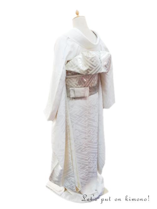 花嫁の衣紋