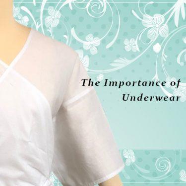 着物の下着/underwear for kimono